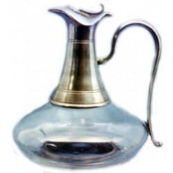 Carafe à décanter avec bec verseur et anse