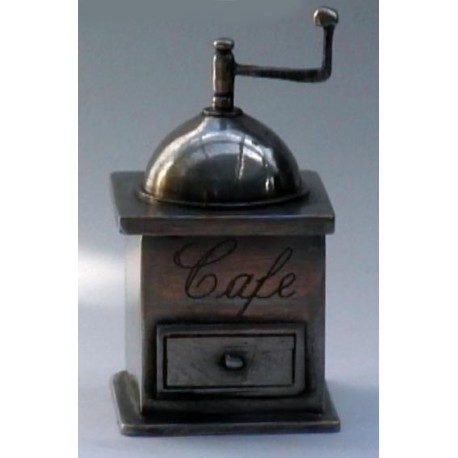Miniature coffee grinder