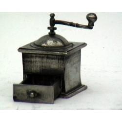 Miniature coffee grinder