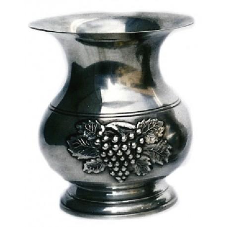 Vase décor raisin très grand modèle