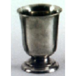 Pewter goblet