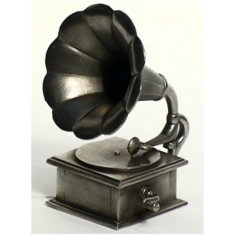 Miniature phonograph
