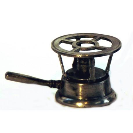 Réchaud miniature