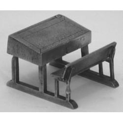 Miniature school desk