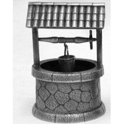 Large miniature well