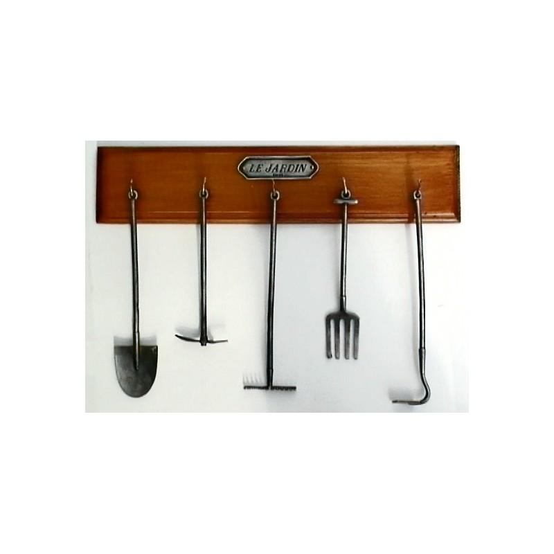 Set d\'outils de jardin miniatures - \