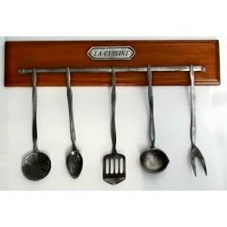 Set d'ustensils de cuisine miniatures - La Cuisine