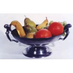 Coupe à fruits avec poignées