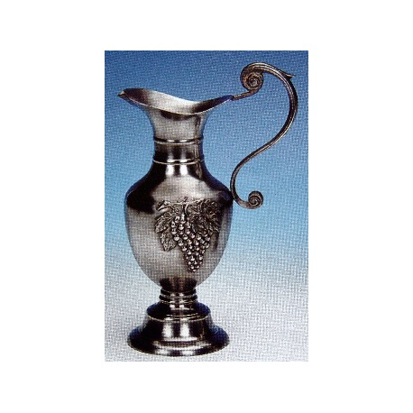 Ewer with grape decor