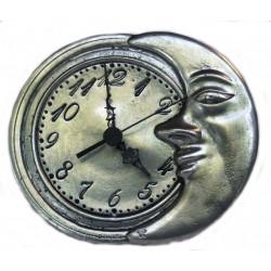 Pewter moon pendulum