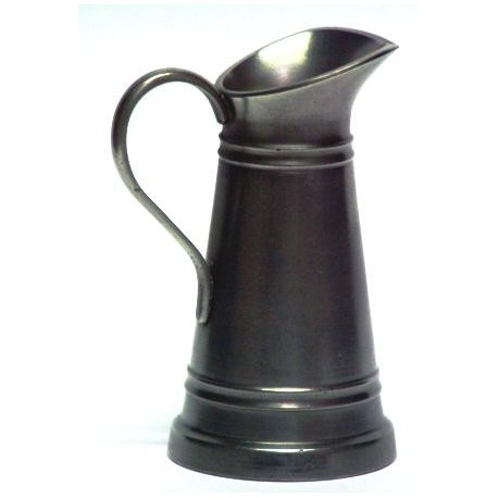 Pewter miniature pitcher