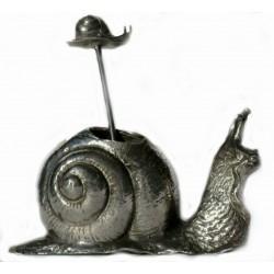 Porte-piques escargot