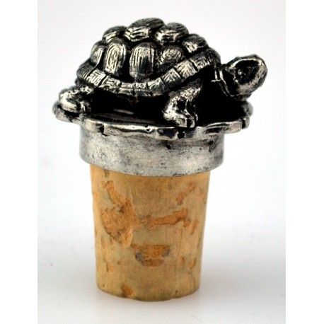Turtle wine cork