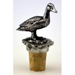 Duck wine cork