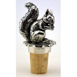 Squirrel wine cork