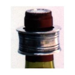 Wine bottle collar
