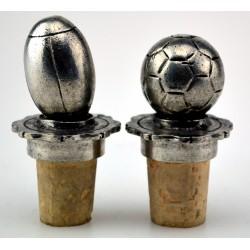 Série de 2 bouchons ballon