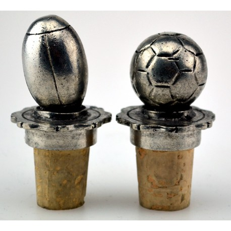 Set of 2 ball wine corks