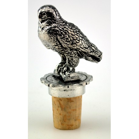 Owl wine cork