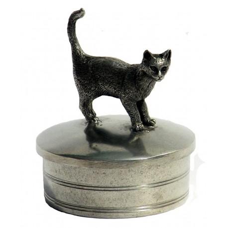 """""""Standing cat"""" box"""